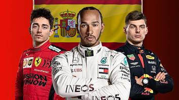 Live Spanish F1 GP: Practice 1