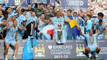 Premier League Years 11/12