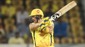 Rajasthan Royals v Chennai Super Kings