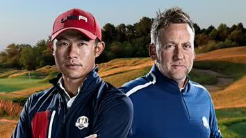 Ryder Cup Day 1 Foursomes