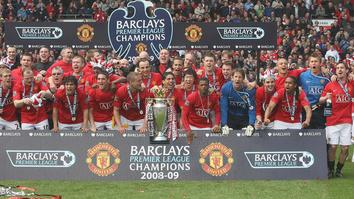 Premier League Years 2008/09