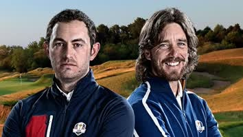 Ryder Cup Day 2 Fourballs