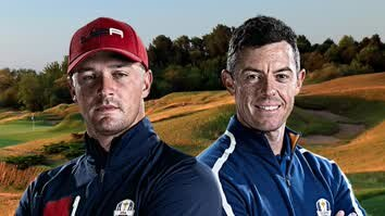 Ryder Cup Day 2 Foursomes