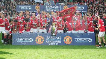 Premier League Years 2010/11