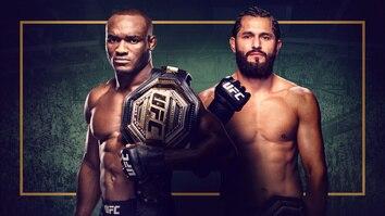 UFC Usman v Masvidal 2