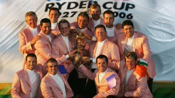 How The 2006 Ryder Cup Was Won