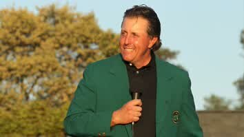 Masters Film: Mickelson 2010