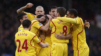 PL Retro: C. Palace v Liverpool 14