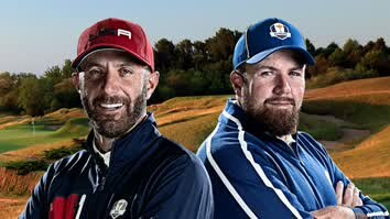 Ryder Cup Day 1 Fourballs