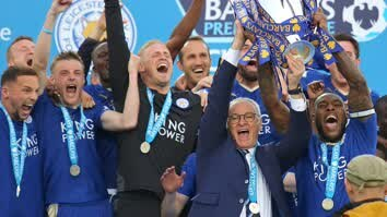 Premier Lge 15/16:Leicester's Year