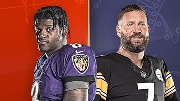 Ravens @ Steelers