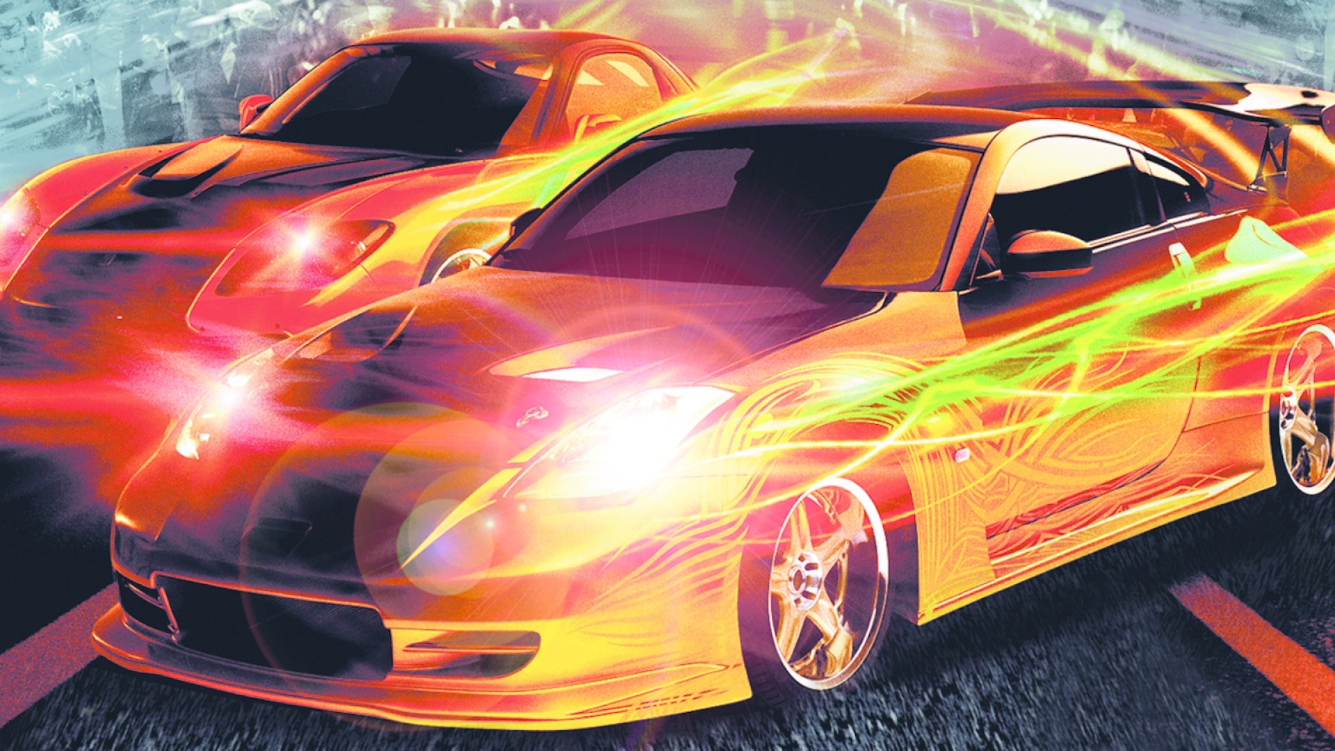 The Fast And The Furious Tokyo Drift Sky Com
