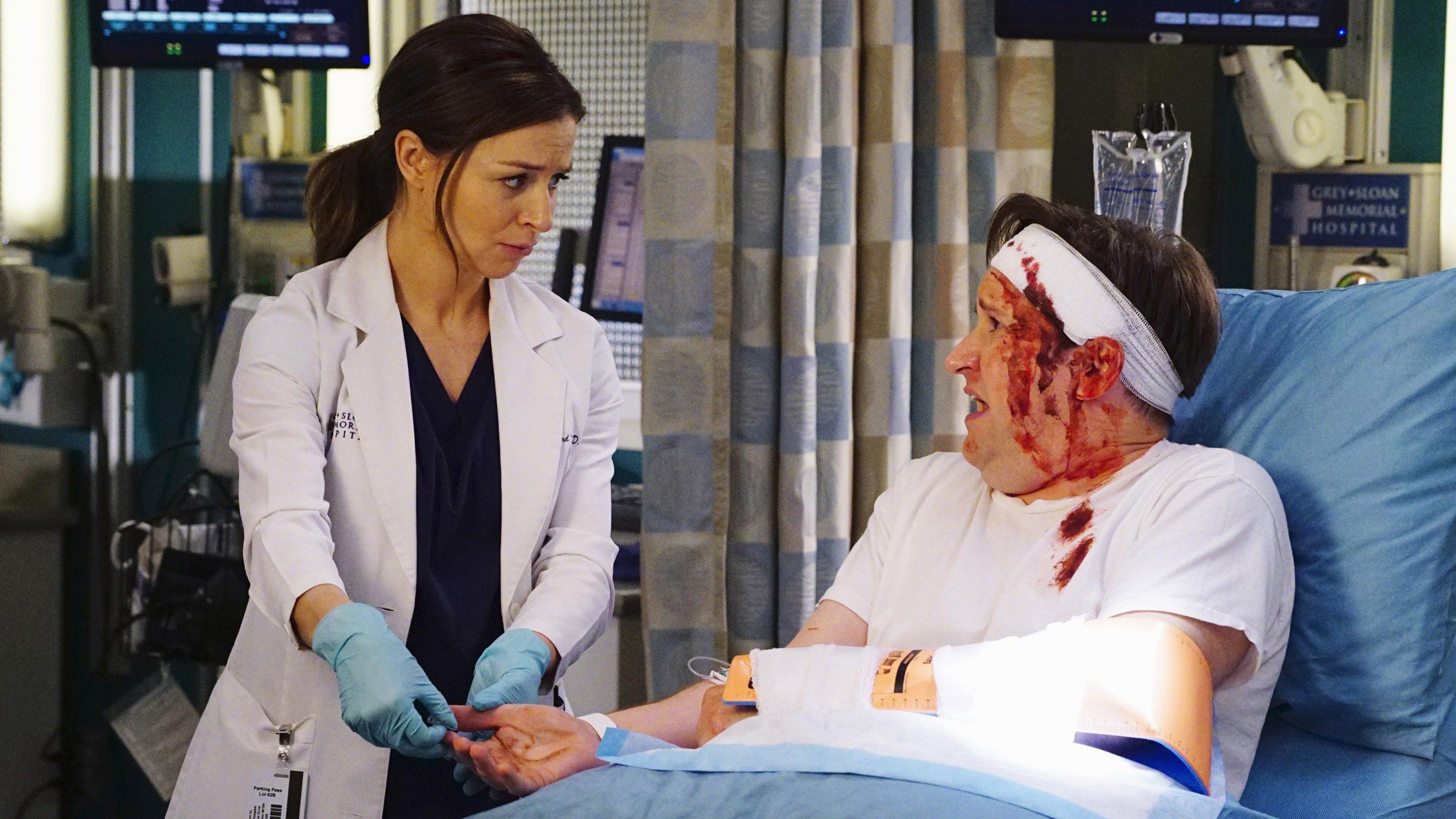 Greys Anatomy Season 13 Episode 3 Sky