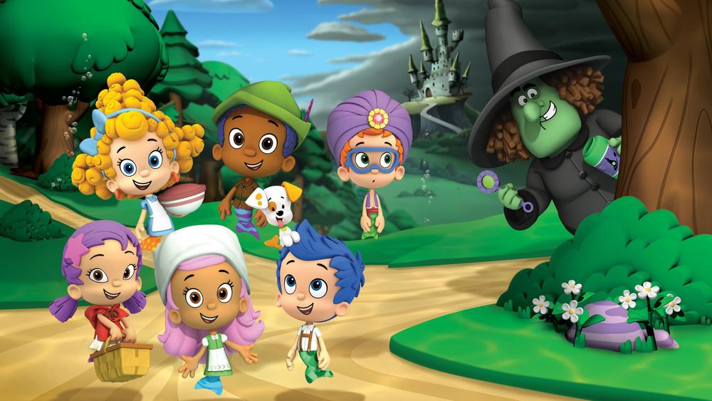 Bubble Guppies | Season 2 Episode 5 | Sky com