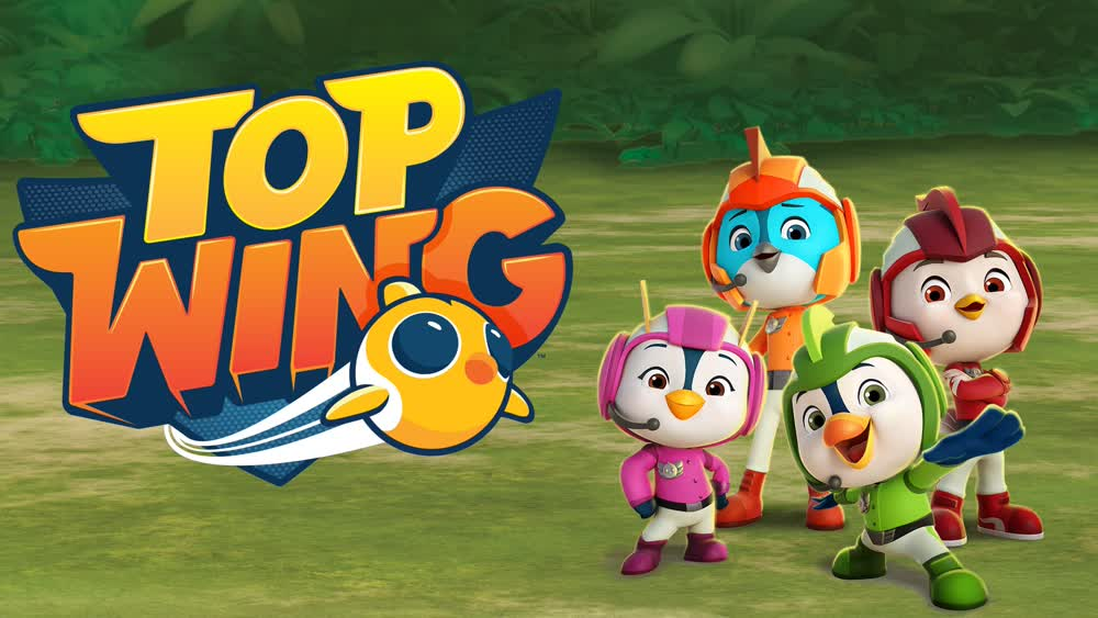 Top Wing | Season 1 Episode 7 | Sky com