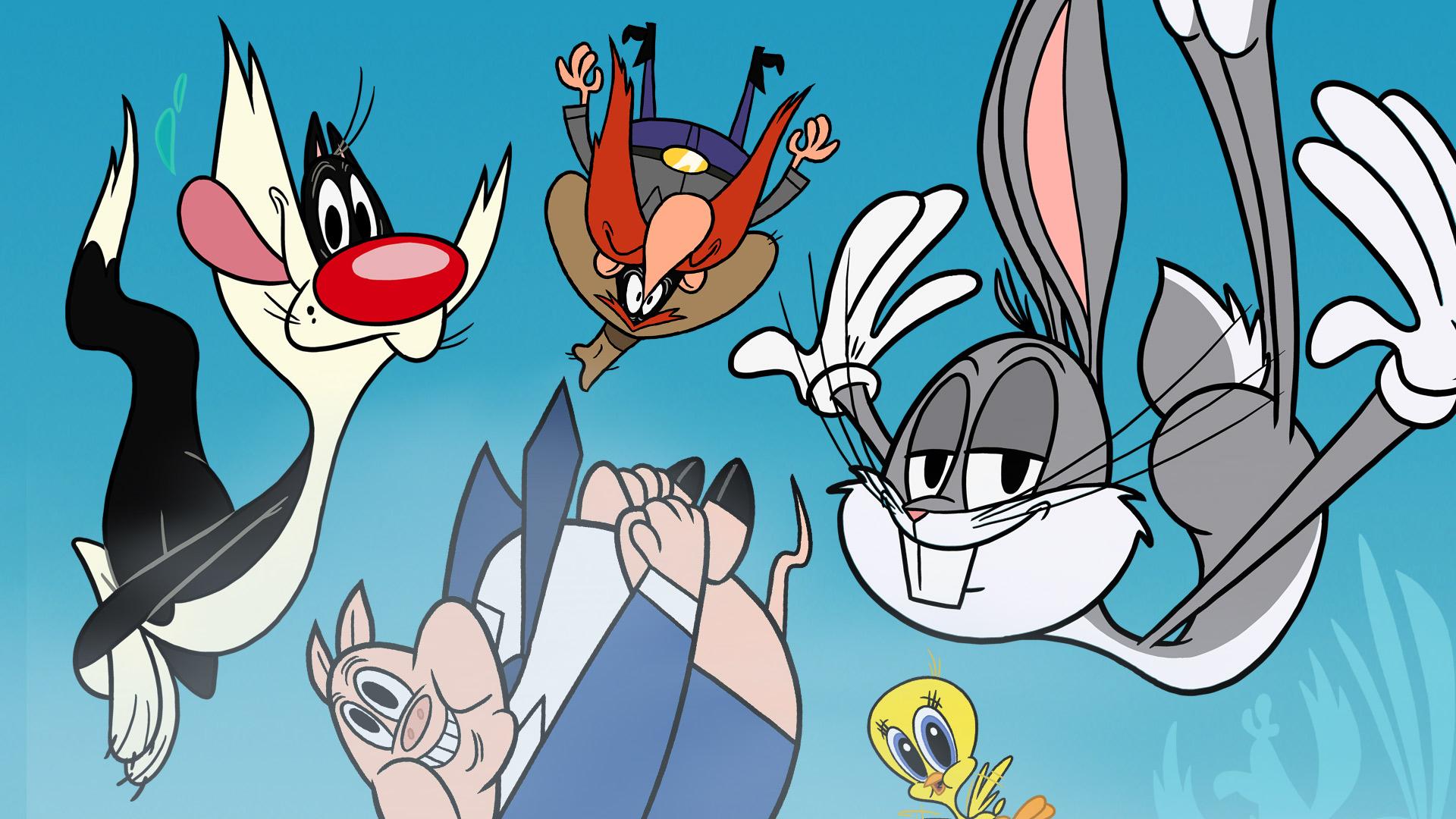 New Looney Tunes Sky Com