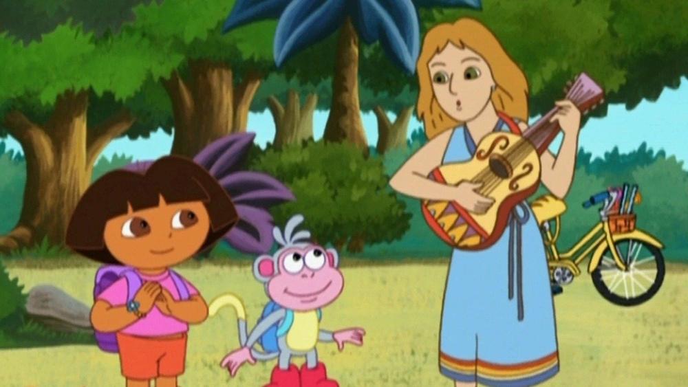 Dora the Explorer | Season 4 Episode 7 | Sky com
