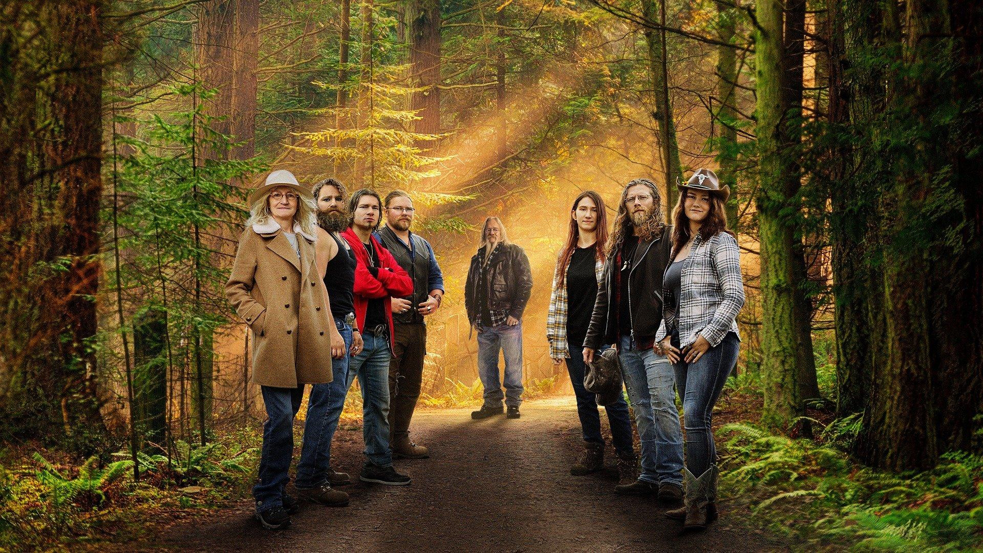 Alaskan Bush People Sky Com