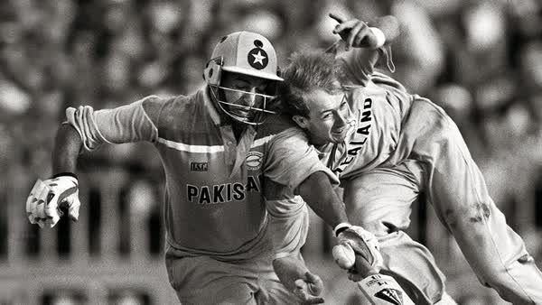 New Zealand v Pakistan: 1992 Semi-Final