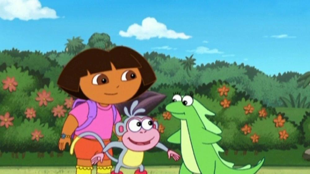 Dora the Explorer | Season 4 Episode 18 | Sky com