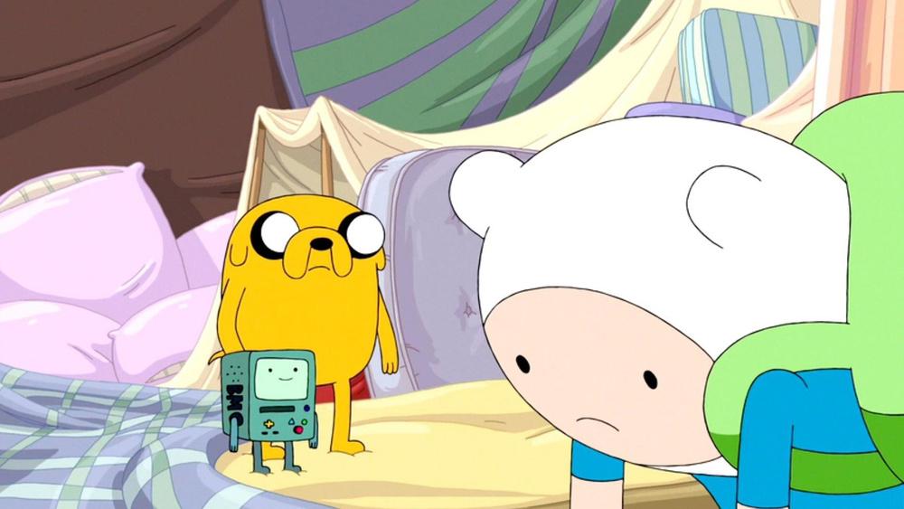 Adventure Time   Season 5 Episode 16   Sky com