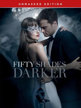 Fifty Shades Darker: Unmasked Edition