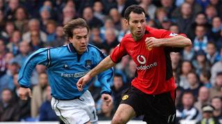 Man City v Man Utd 2002
