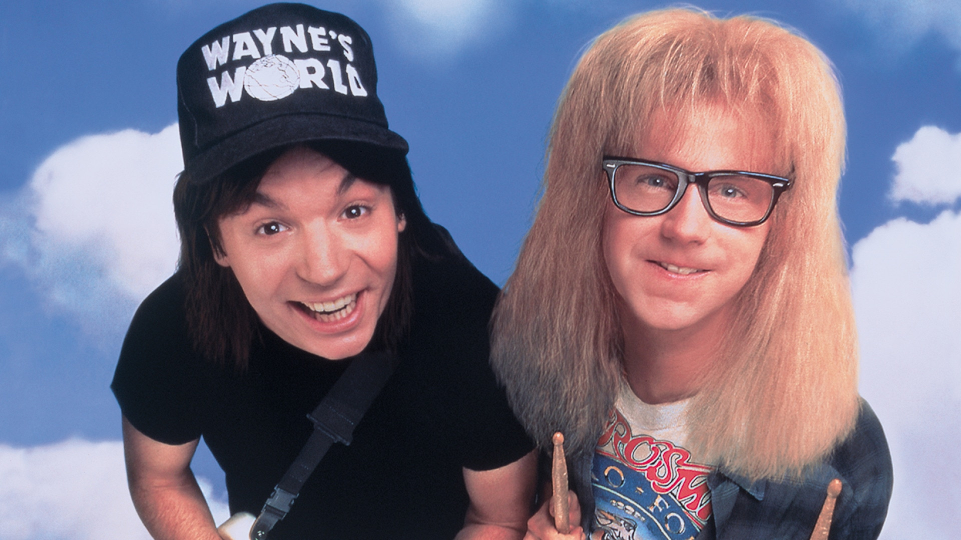Waynes World Skycom