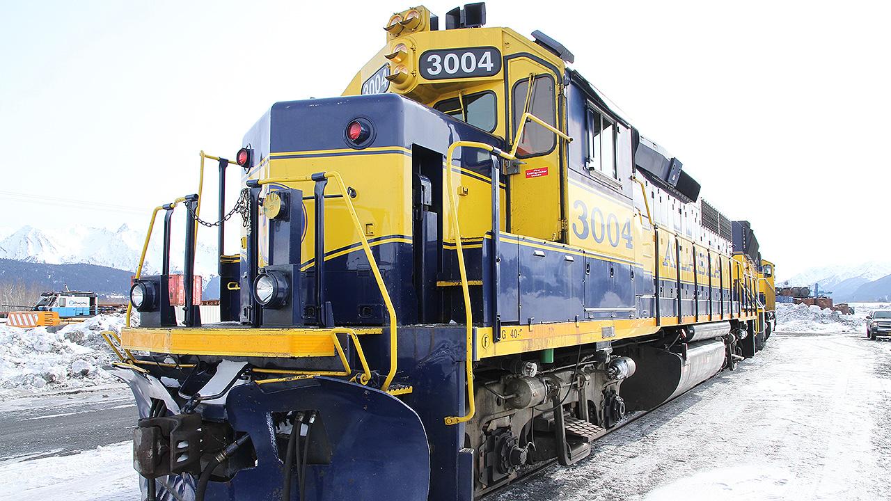 Alaska Railroad Dmax