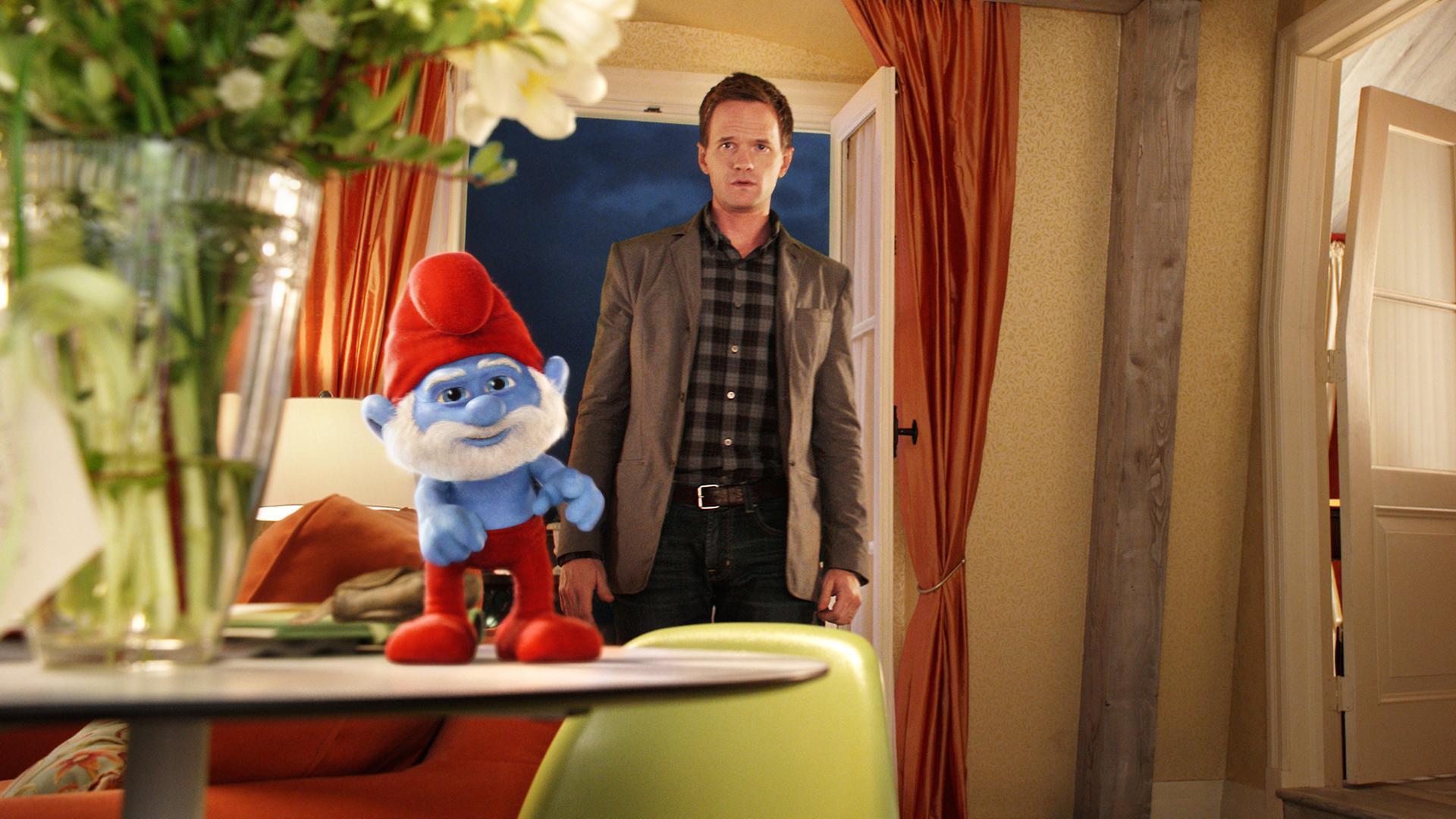 The Smurfs 2 Sky Com