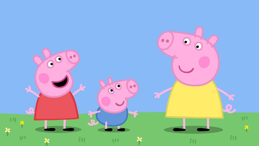 Peppa Pig | Season 1 Episode 28 | Sky com