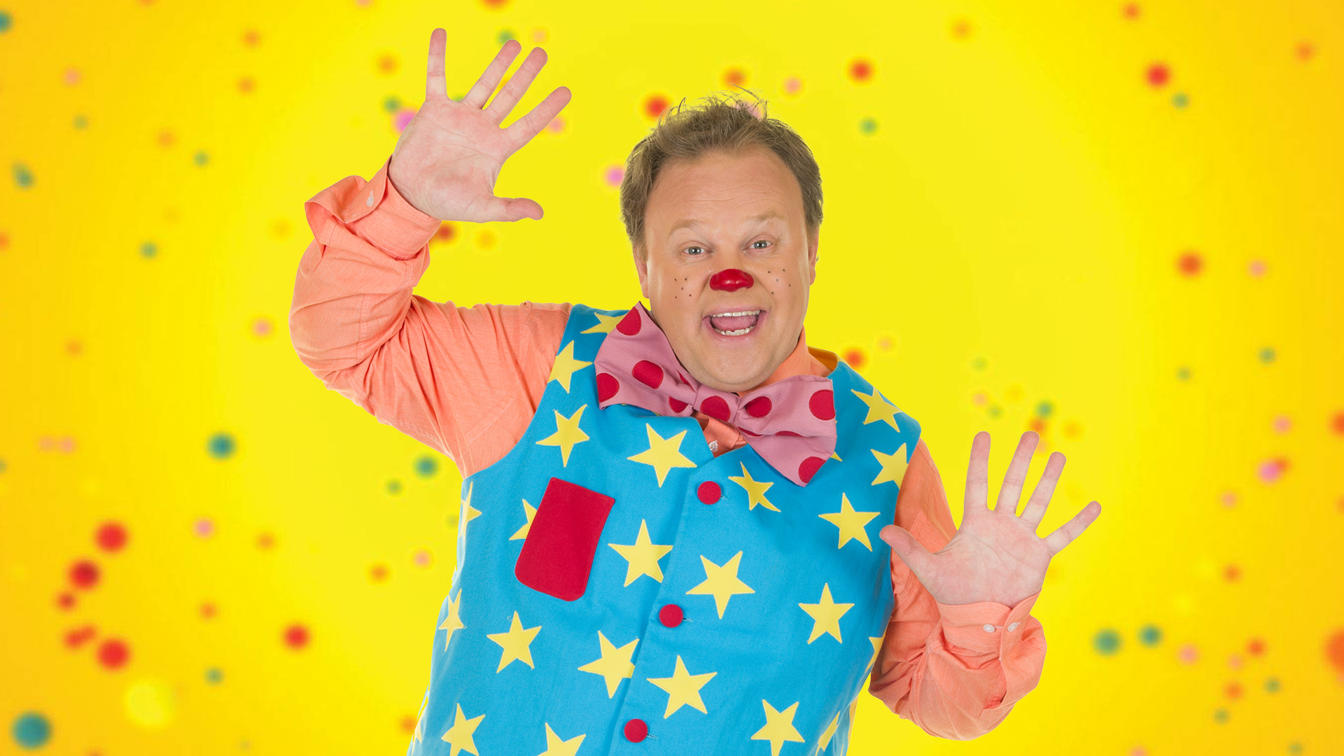 At Home with Mr Tumble | Sky.com