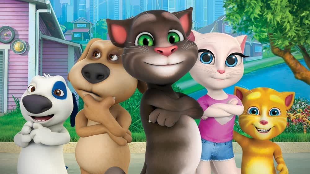 Talking Tom and Friends | Season 2 Episode 21 | Sky com