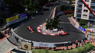 2017 Monaco Grand Prix: Highlights