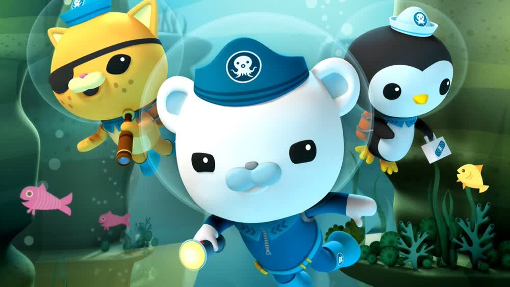 Octonauts | Season 1 Episode 5 | Sky com