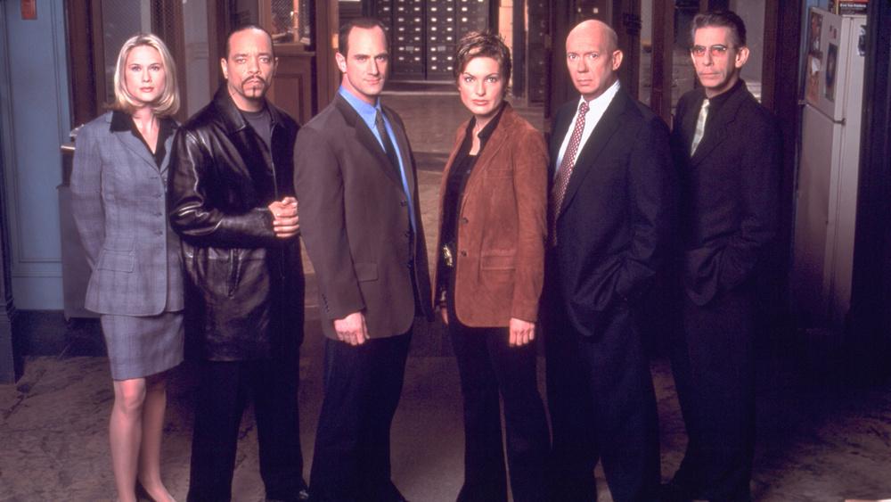 Law & Order: Special Victims Unit | Season 3 Episode 7 | Sky com