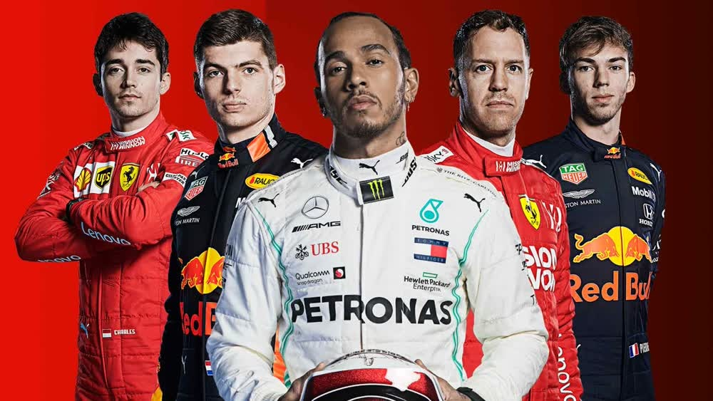 Formula 1 Season 0 Episode 98 Sky Com