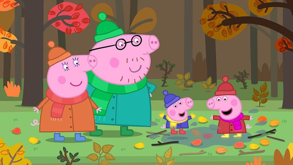 Peppa Pig Season 6 Episode 3 Sky Com