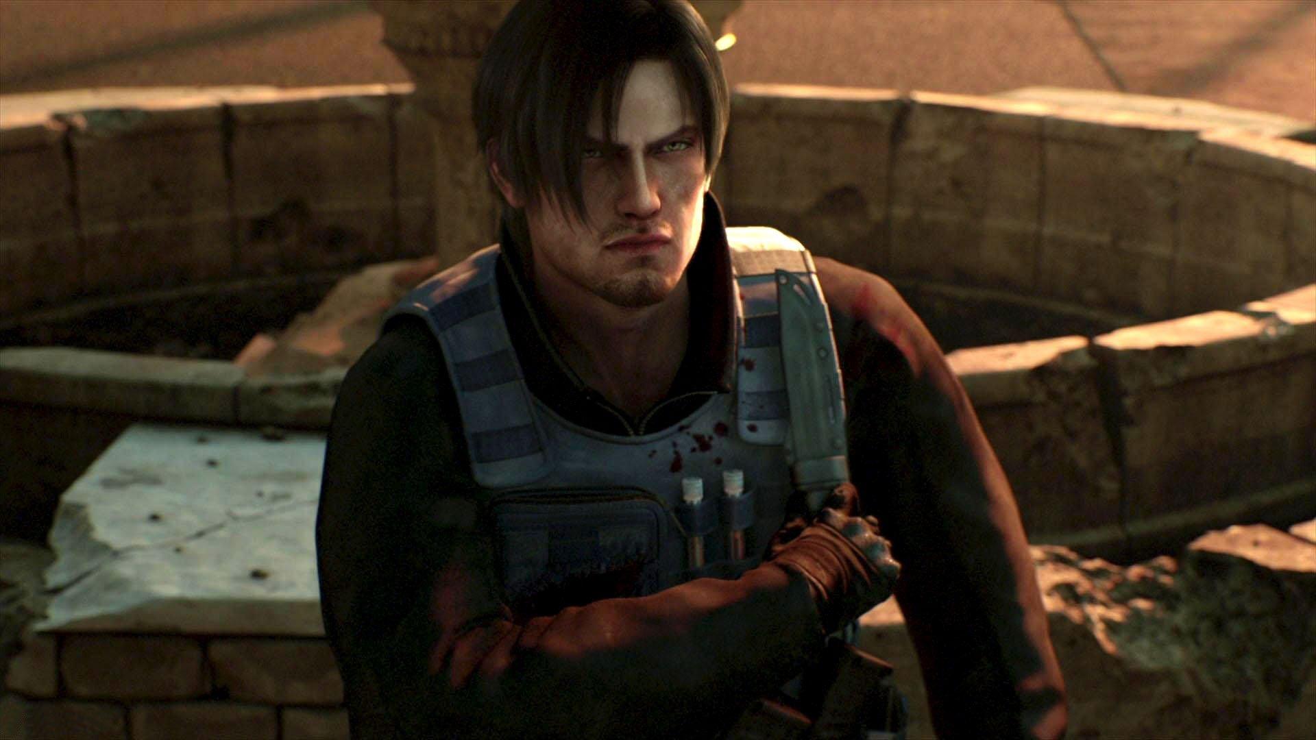 Resident Evil Damnation Sky Com