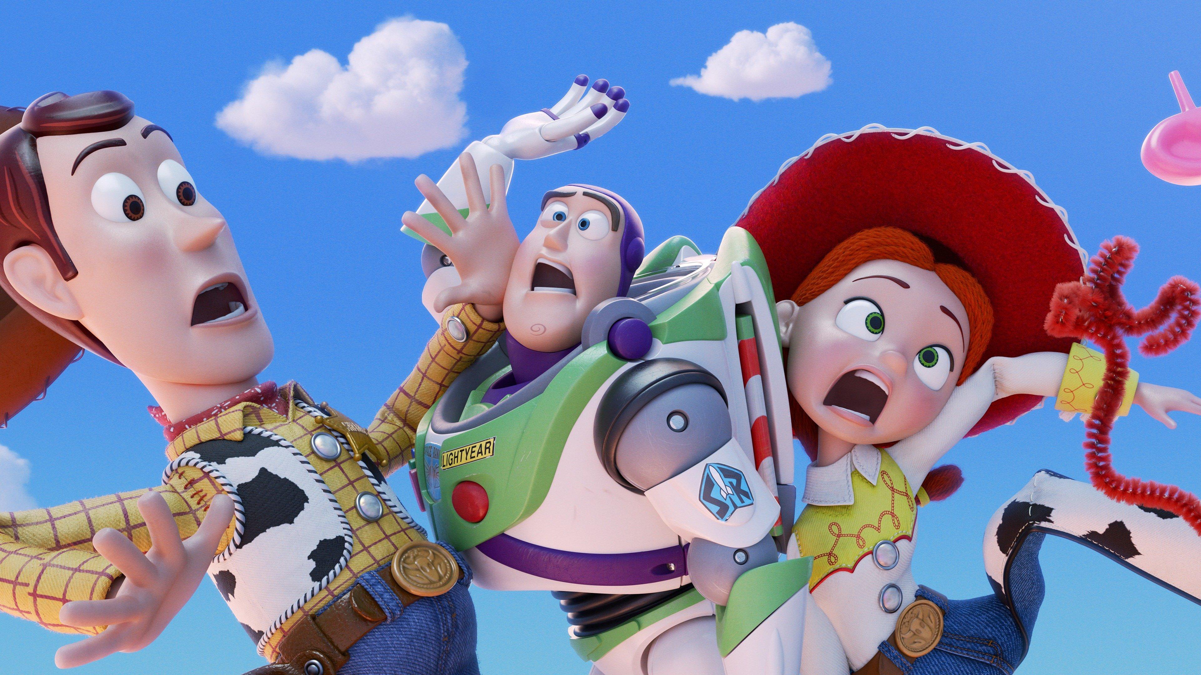 Toy Story 4 Sky Com