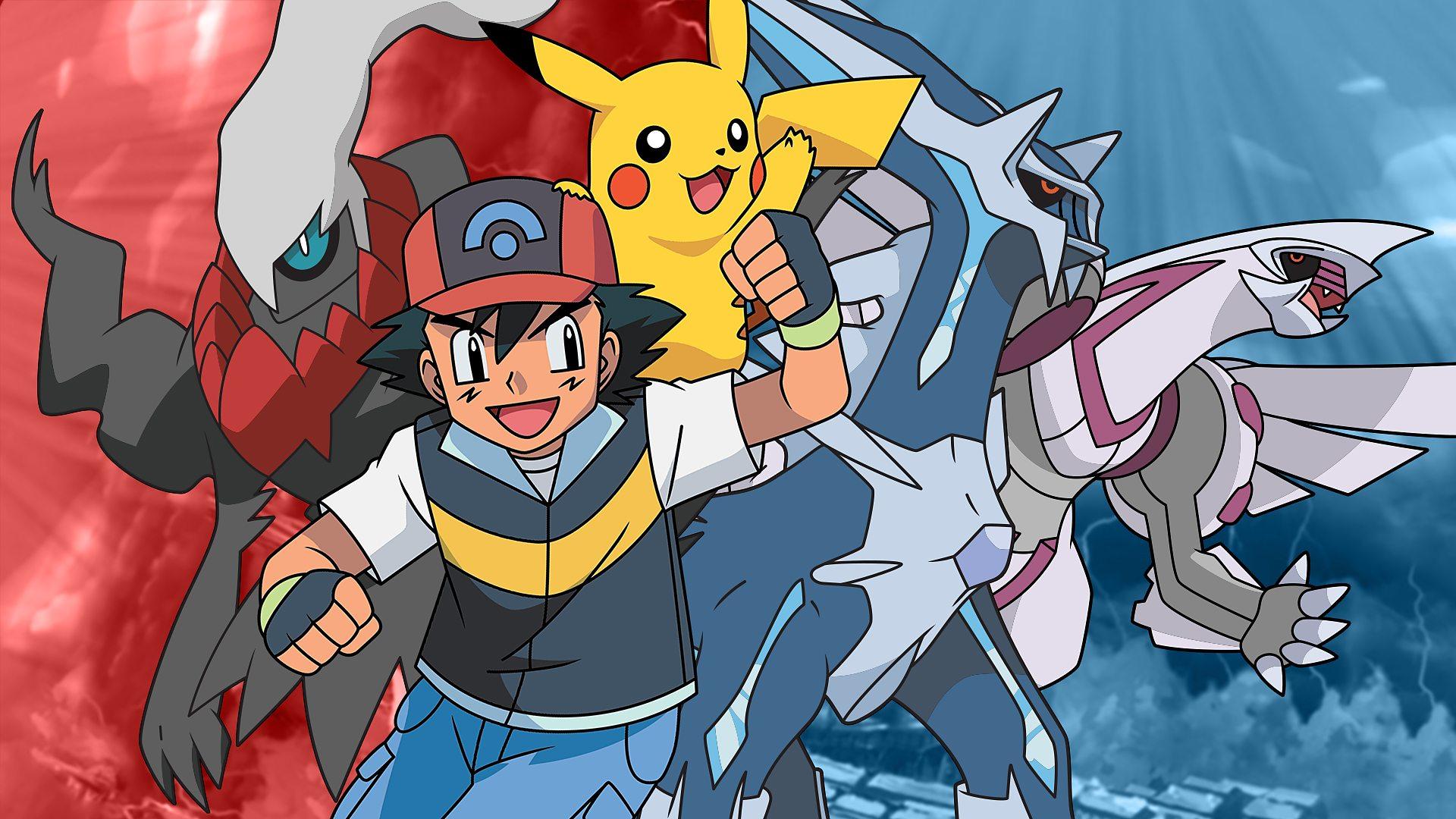 Pokemon Rise Of The Darkrai Sky Com