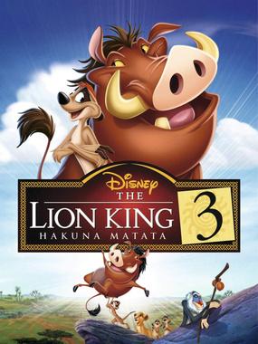 Lion King 3: Hakuna Matata