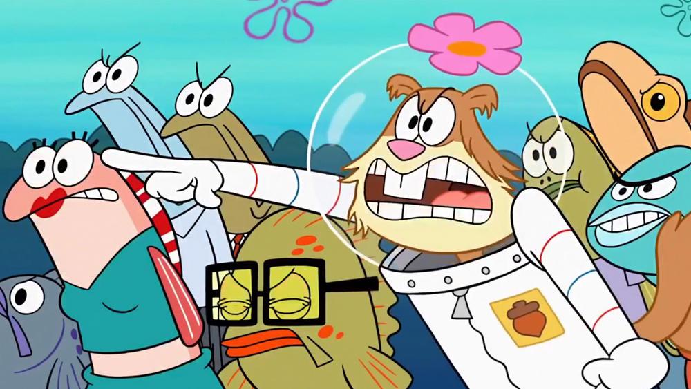 spongebob season 10 11 episodes