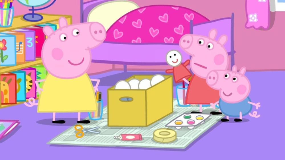 Peppa Pig | Season 1 Episode 41 | Sky com