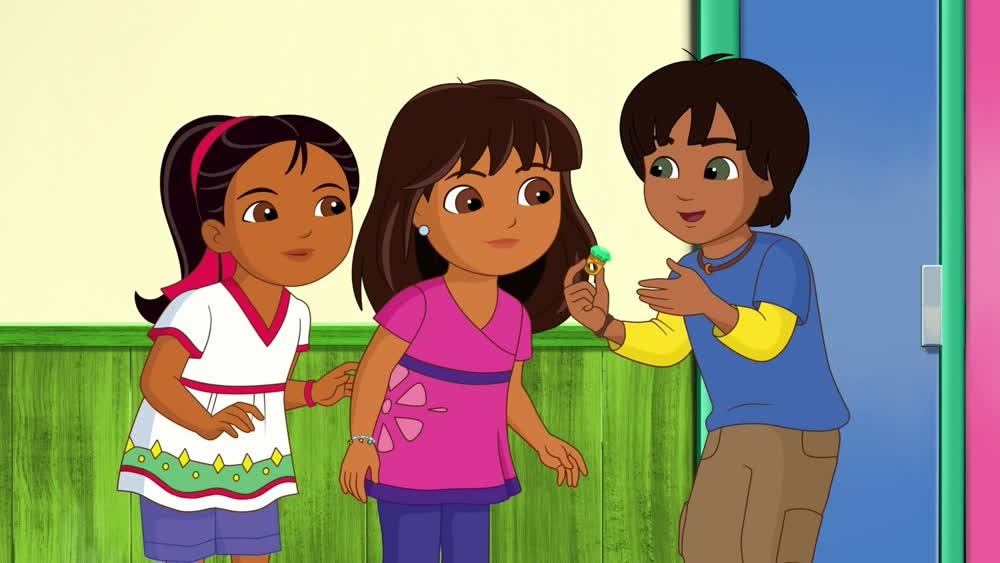 Dora And Friends: Into The City | Season 1 Episode 2 | Sky com