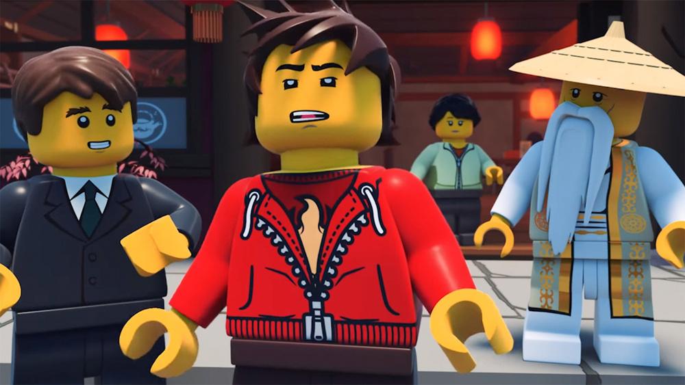 NinjaGo: Masters of Spinjitzu Wu's Teas Shorts | Season 1 Episode 2