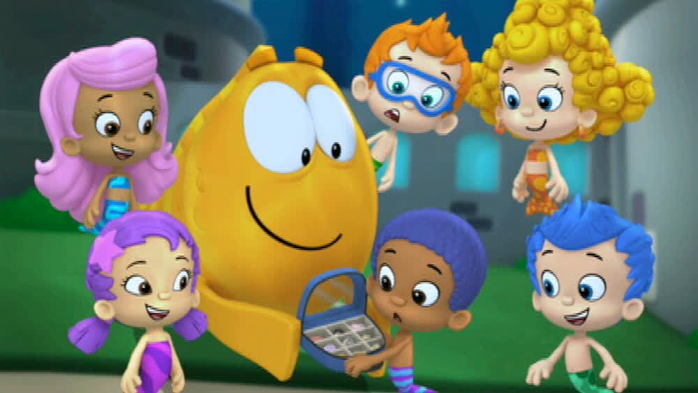 Bubble Guppies | Season 1 Episode 7 | Sky com