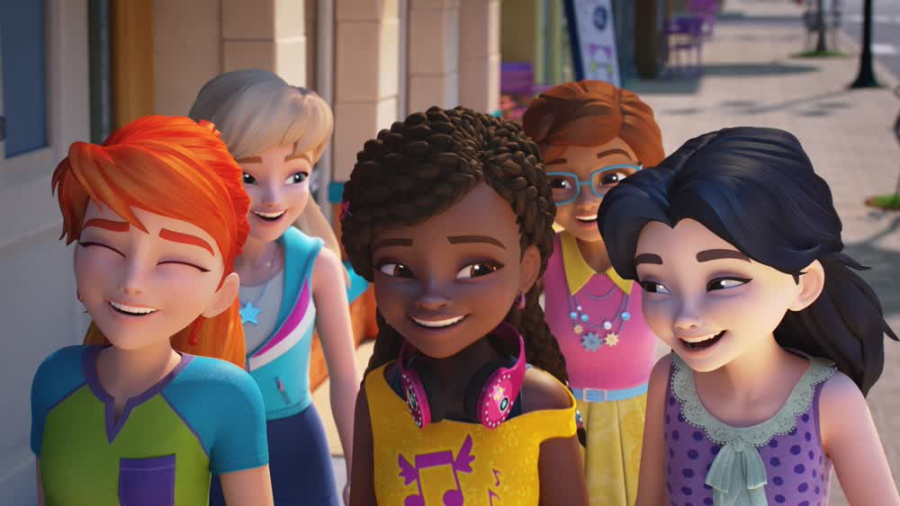 Lego Friends Season 1 Episode 16