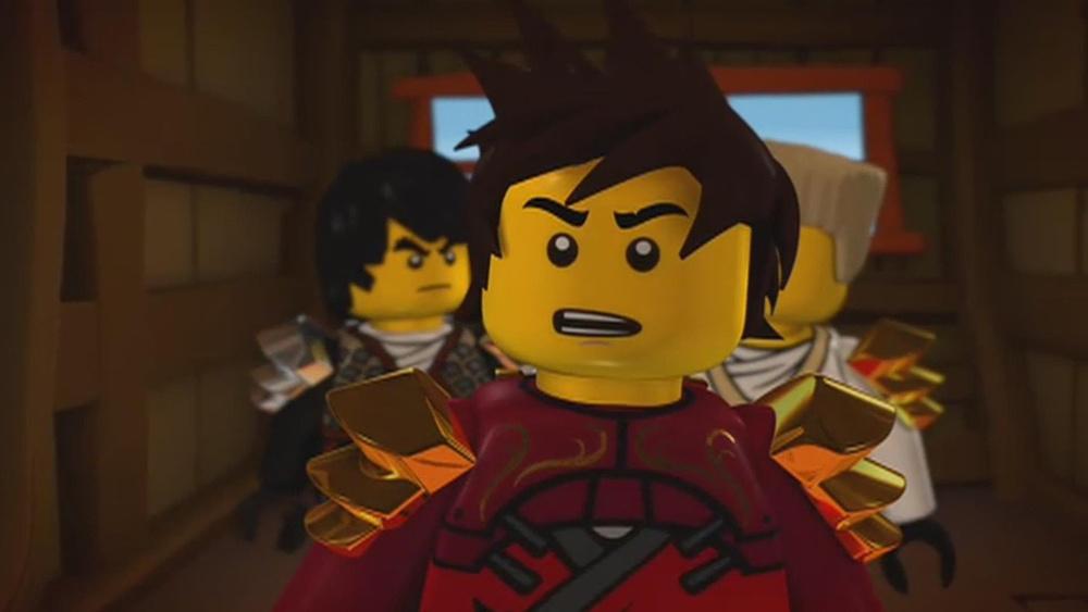 LEGO Ninjago: Masters Of Spinjitzu   Season 1 Episode 10