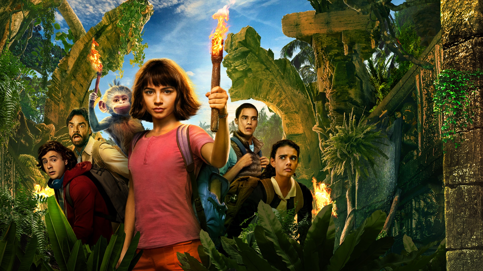 Dora And The Lost City Of Gold Sky Com